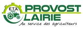 Entreprise travaux agricoles Provost-Lairie